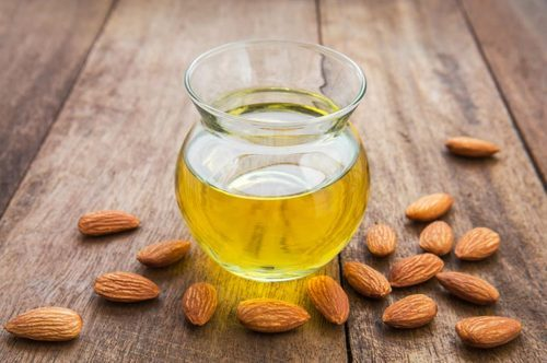 Almond Body Massage Oil